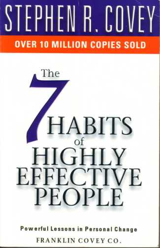 7 habits for highly effective people